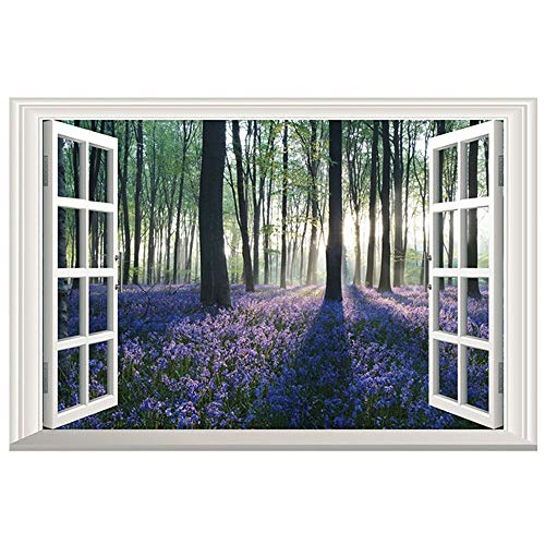 DNVEN Definition Lavender Playroom Stickers product image