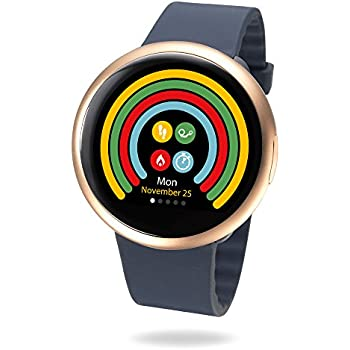 Amazon.com: OUKITEL W1 Smart Watch,Touch Screen Bluetooth ...