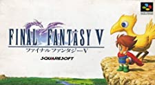 Final Fantasy V ~ SUPER FAMICOM ~ (Japanese Import Video Game)
