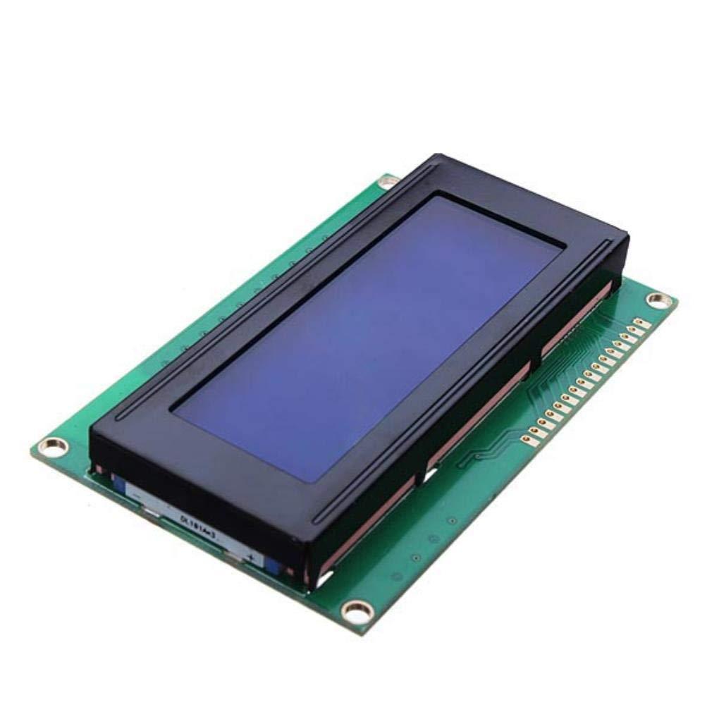 HUIMAI LCD Board 2004 204 LCD 20X4 5V Blue screen LCD2004 display LCD module LCD 2004