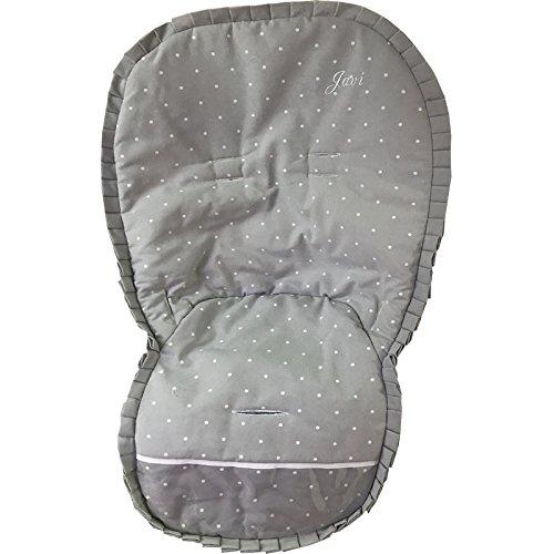 colchoneta bebe silla paseo espumita gris: Amazon.es: Handmade