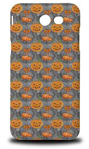Halloween Pumpkin Pattern 1 Hard Phone Case Cover