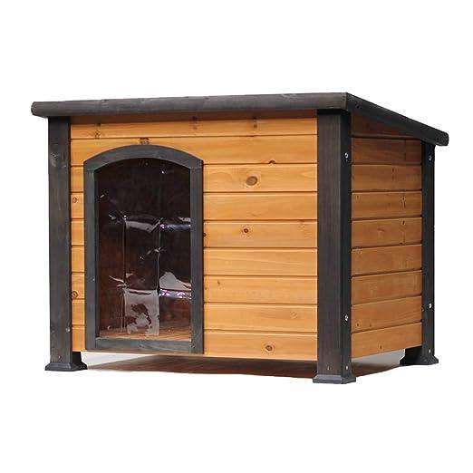 Casetas para Perros Espesar Casa del Animal Doméstico Al Aire ...