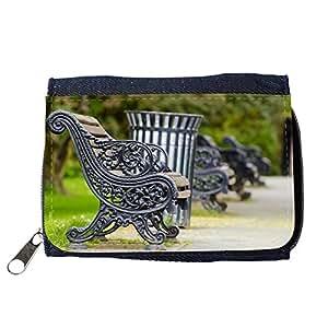 le portefeuille de grands luxe femmes avec beaucoup de compartiments // M00290660 Campus banco de parque de la acera del // Purse Wallet
