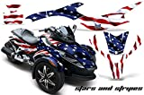 AMR Racing ROAD-CAN-SPYDER-10-STARSTRIPES