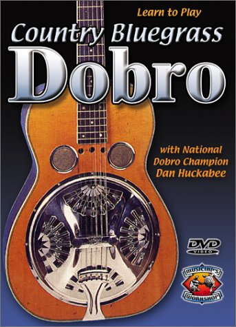 Country Bluegrass Dobro (Dvd Dobro Bluegrass)