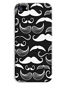 Big Fat Moustaches Case for your iPhone 5/5S