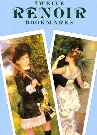 Twelve Renoir Bookmarks (Small-Format Bookmarks)