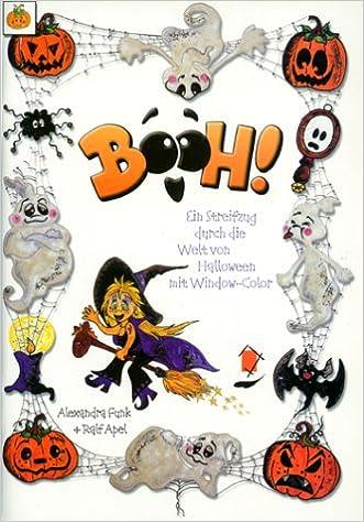 Booh!: Ein Streifzug durch die Welt von Halloween mit Window-Color ...