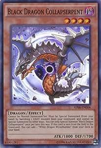 Amazon.com: Yu-Gi-Oh! - Black Dragon Collapserpent (AP06 ...Black Fire Dragon Yugioh