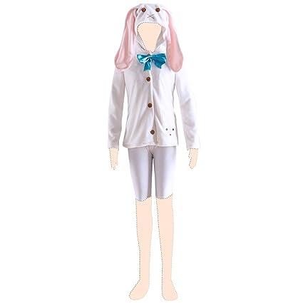 Hatsune Miku Disfraz cosplay 15th ver-cute bunny suit XX-Large ...