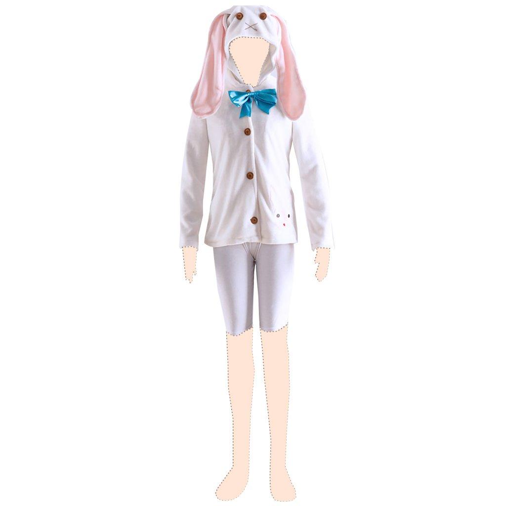 Hatsune Miku disfraz Cosplay 15 ver-cute conejo traje ...