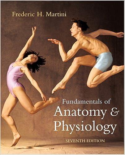 Fundamentals of Anatomy & Physiology (7th Edition): 9780805372809 ...