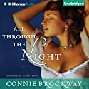All Through the Night Audiobook by Connie Brockway Narrated by Alison Larkin