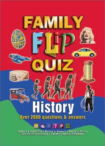 Download History: Family Flip Quiz (Family Flip Quiz series) pdf