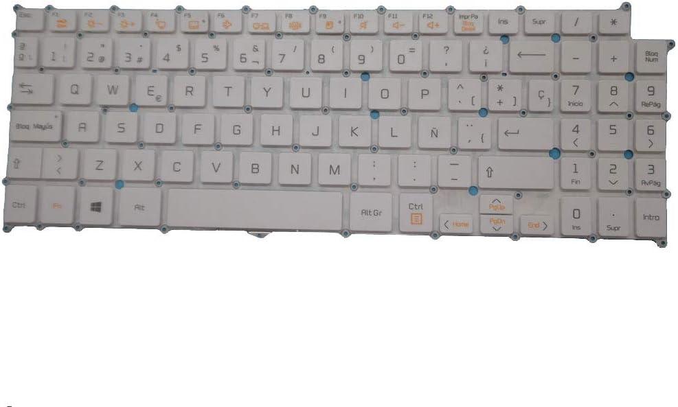RTDpart Teclado del Ordenador portátil para LG 15Z960 15Z960 ...