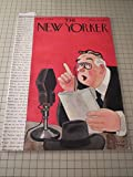 "Oct.3,1936 The New Yorker Magazine: Baseball Cartoon - James Thurber - Harriett Brownell (Poem) - Jack Alexander - That Was New York:Annie Peck & Popocatepetl - Lewis Mumford - Polo:A Cup for Argentina - Current Cinema:""Dodsworth"" Review"