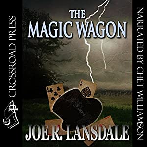 The Magic Wagon Audiobook
