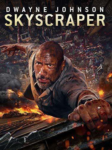 DVD : Skyscraper