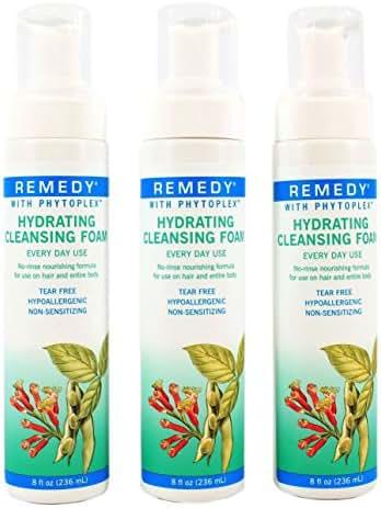 Remedy Hydrating No Rinse Cleansing Foam