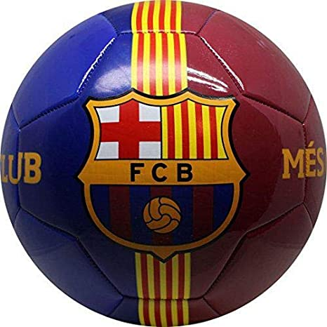 FCBARCELONA Balón Fútbol Infantil, Juventud Unisex, Multicolor ...