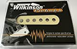 Wilkinson Pickup Single Coil for Strat Middle - Ivory