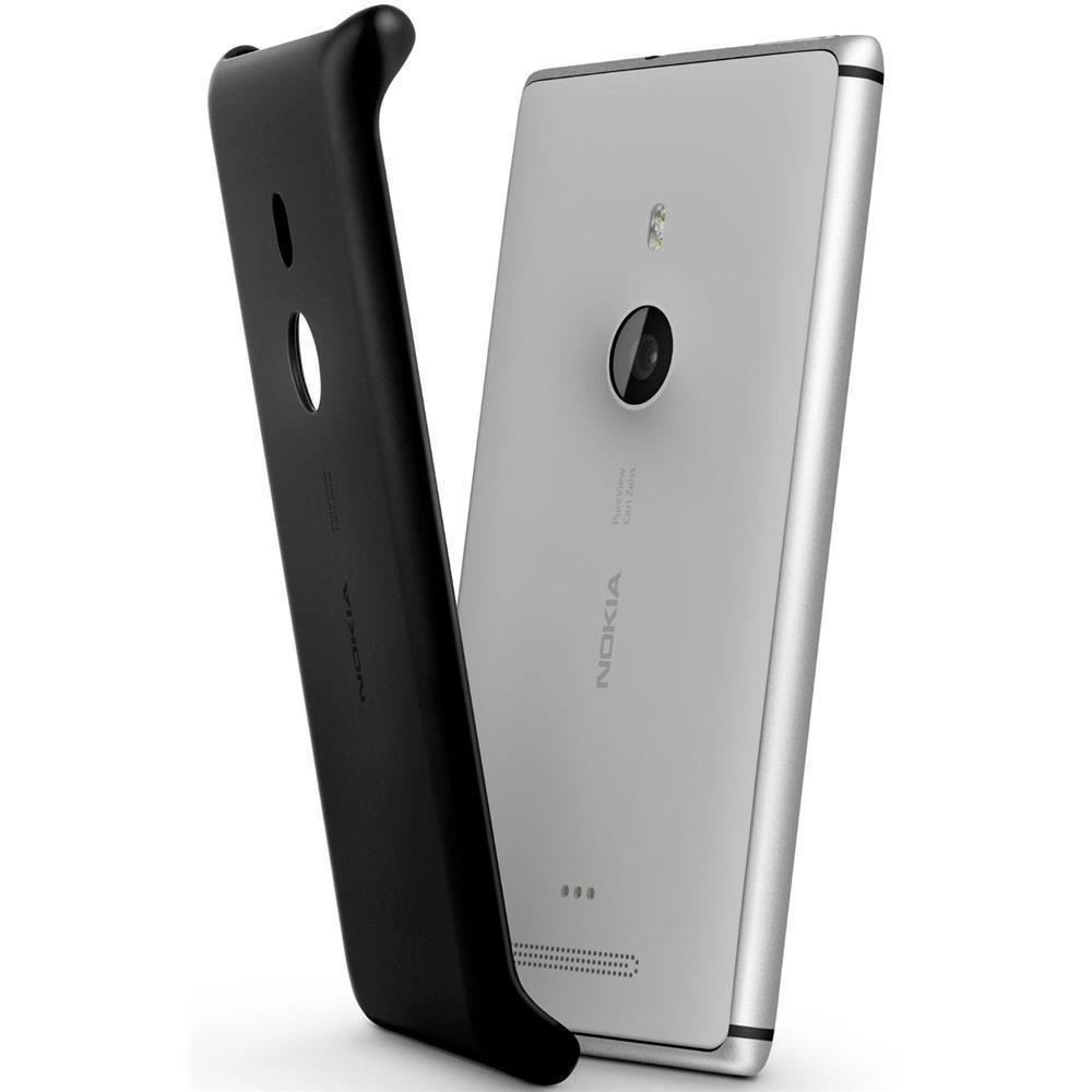 Nokia Cc 3065 Wireless Qi Charging Clip On Hard Shell Asha 310 Dual Sim Resmi White Electronics