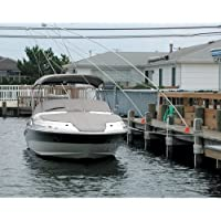 MONARCH MARINE MMW-IIE / Monarch NorEaster 2 Piece Mooring Whips f/Boats up to 30
