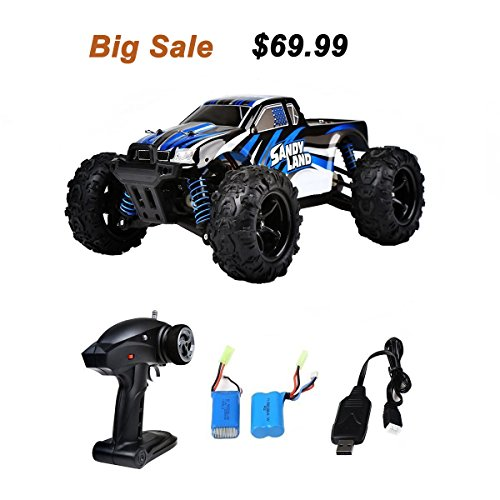 Distianert RC Offroad Remote Monster Truck