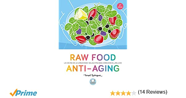 Raw Food Anti-aging (Cooked by Urano): Amazon.es: Consol ...