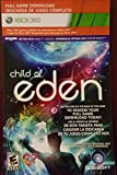 Child of Eden Xbox 360 Download Card Voucher