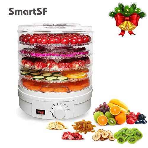 Read About Food Dehydrator Machine,Jerky/Meat/Fruit/Dog Treats/Vegetable & Herb Electric Food Preser...