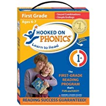 Hooked on Phonics: Learn to Read First Grade System by Hooked on Phonics (2005-06-28)