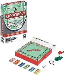 Hasbro 01324100 - Monopoly de Viaje: Amazon.es: Juguetes y juegos
