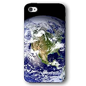 Earth as seen from Space Diy For Ipod 2/3/4 Case Cover Armor Phone Case
