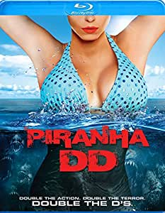 Piranha DD Blue-ray (3D Not Included) [Blu-ray]