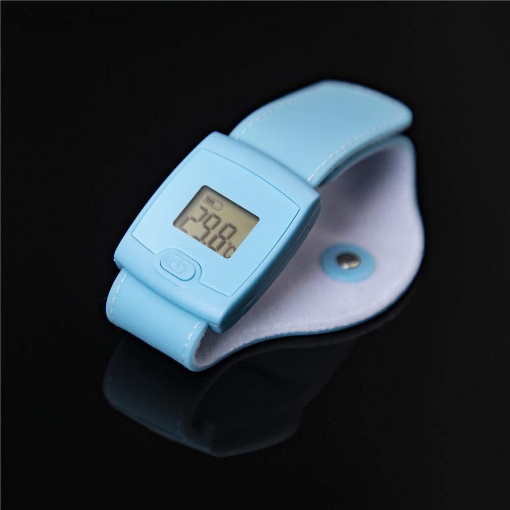 Intelligente Thermom/ètre Bluetooth pour Enfants Et B/éb/és T/él/éphone Intelligent 332PageAnn Thermometre Bebe Montre Connect/ée Intelligente Bracelet De Temp/érature Corporelle