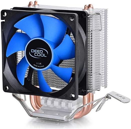 Chengleilei Ventilador de CPU Intel y Plataforma Compatible con ...