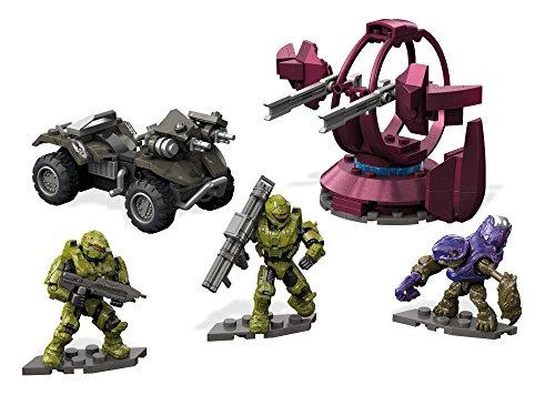 Mega Construx Halo UNSC Gungoose Rampage Building Set ()
