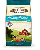 Merrick Whole Earth Farms Puppy Recipe Dry Dog Food, 5-Pound Review