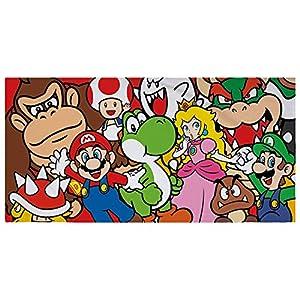 Copripiumino Super Mario, multicolore Telo da spiaggia Telo mare 1 spesavip