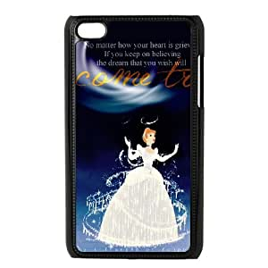 Cinderella II Dreams Come True iPod Touch 4 Case Black LMS3834007