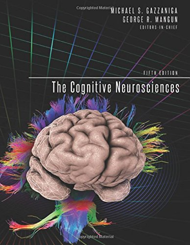 Book cover from The Cognitive Neurosciences (The MIT Press) by Stephen King
