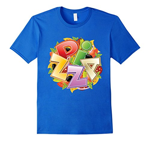 Matching Dad Son Mom Daughter Pizza T-Shirt