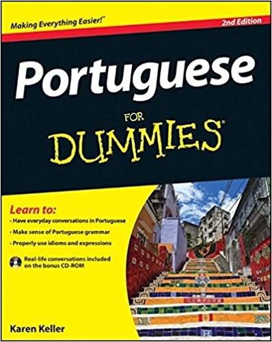 Book Portuguese for Dummies, 2nd Edition