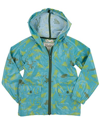 Hatley Little Unlined Jumping Raincoat