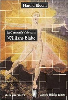 Book Compaia Visionaria, La: William Blake: 1