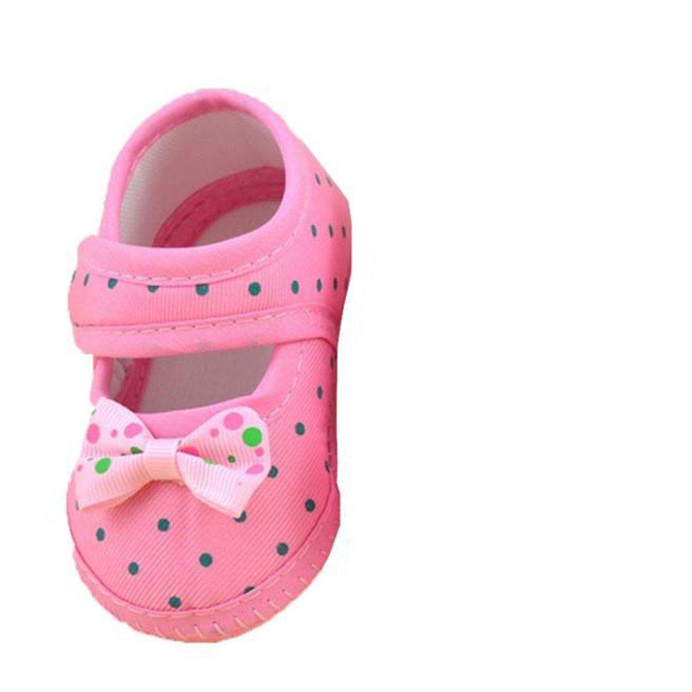 Sunward Baby Boys Girls Soft soled Tassel Bowknots Crib Infant Toddler Prewalker Moccasins Shoes