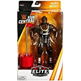 WWE Mattel Elite Collection Fan Central Exclusive Mark Henry 6 inch Action Figure