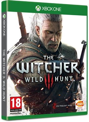 The Witcher 3: Wild Hunt: Amazon.es: Videojuegos